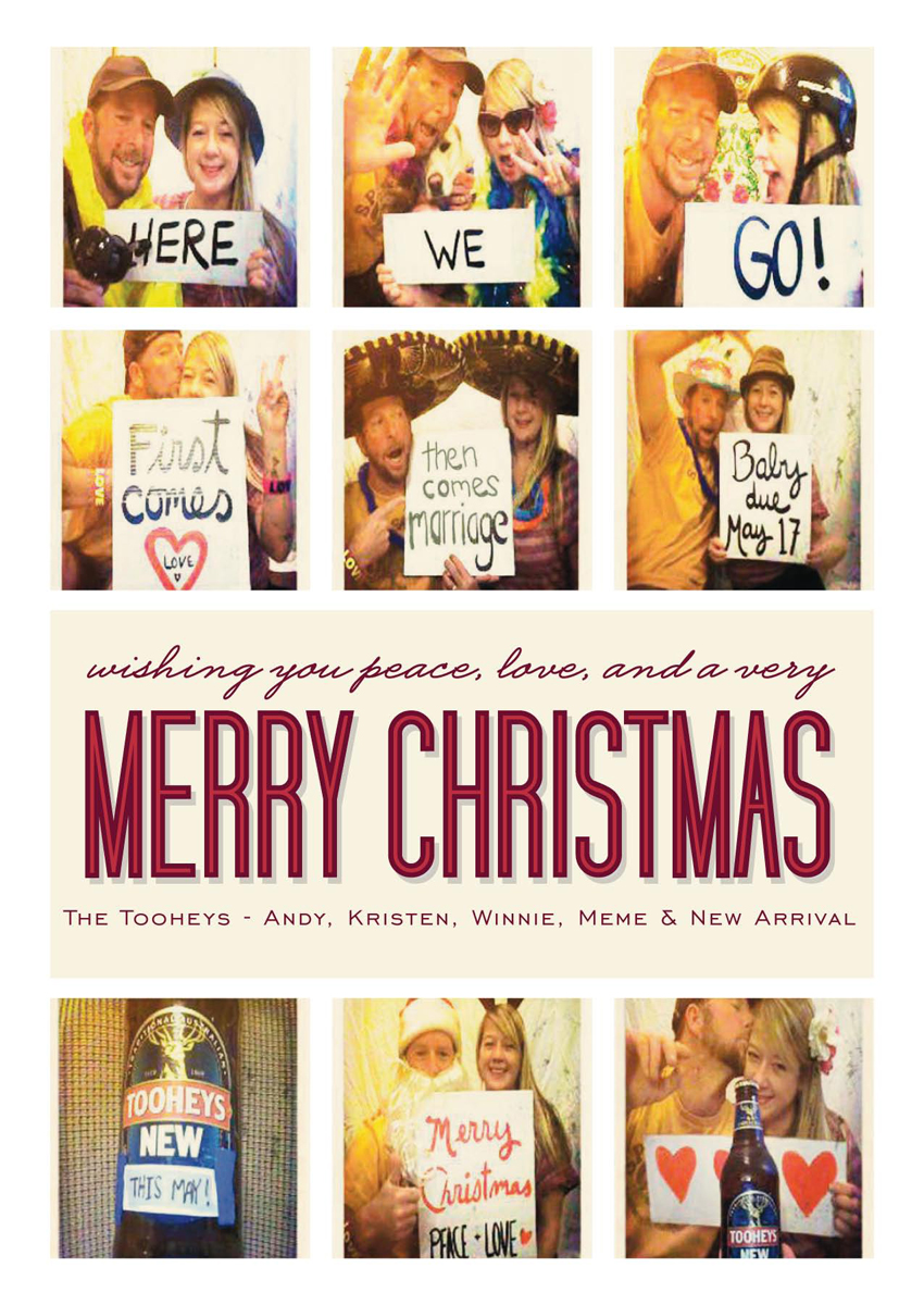 Xmas Postcard 2012